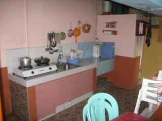 Kitchen dirty