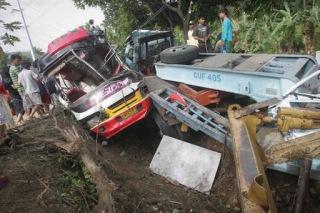 Naga Bus accident